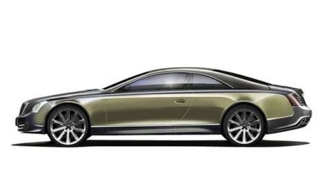 Maybach Coupe Revealed 02