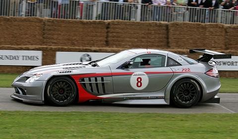 McLaren at Goodwood Festival of Speed
