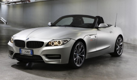 Official 2011 BMW Z4 sDrive35is Mille Miglia Limited Edition
