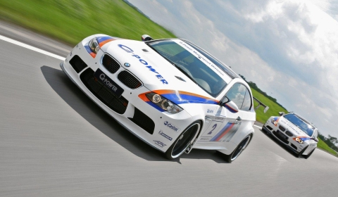Official G-Power M2 GT2 S and M3 Tornado CS
