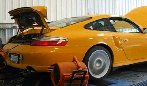 Official Switzer Porsche 996 Twin Turbo P700 Package