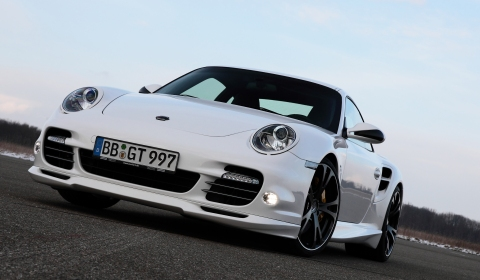 Official TechArt Performance Kits for 911 Turbo