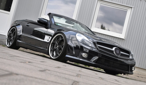 Prior Design Mercedes SL Widebody