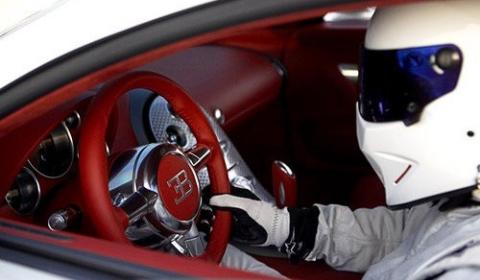 swindler borrows bugatti veyron to top gear gtspirit. Black Bedroom Furniture Sets. Home Design Ideas