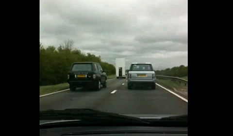 Top Gear Caught Filming by Embarrassing Parents
