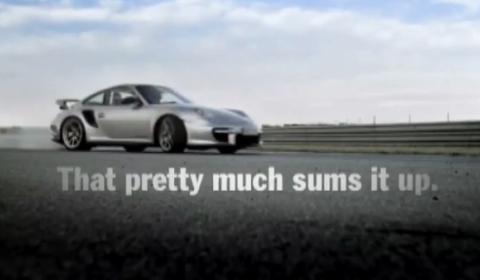 Video 2011 Porsche GT2 RS Promotional Video