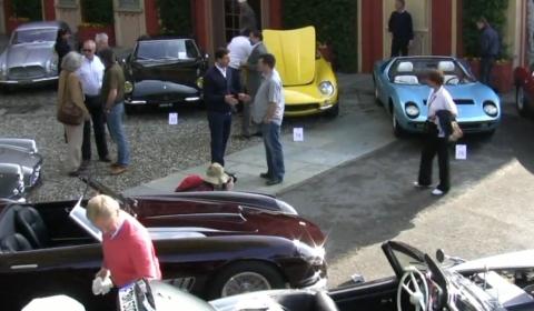 Video Concorso d'Eleganza Villa d'Este 2010