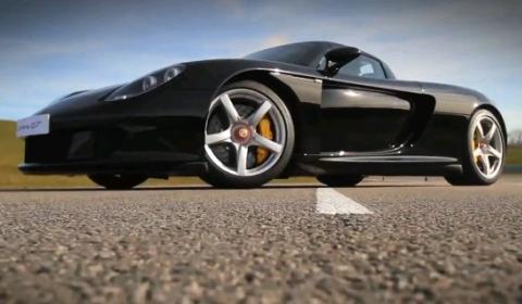 Video Porsche Experience 15x Carrera GT