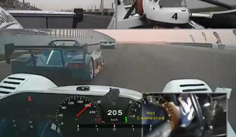 Video Saudi Arabian Rally Skills in a Radical SR3