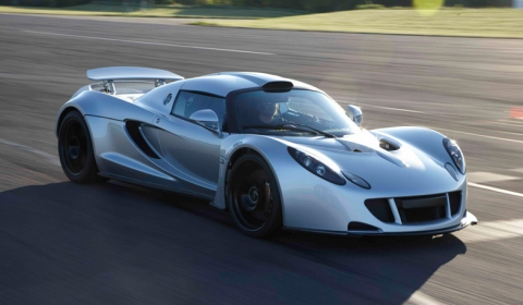 2011 Hennessey Venom GT Chassis Number 01