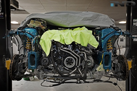 IND M3 Assembly