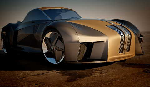 BMW Concept By Krasnov Igor