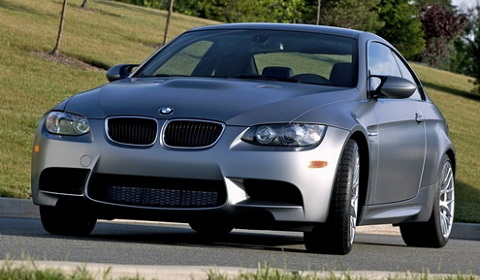 BMW M3 Frozen Gray Sold Out