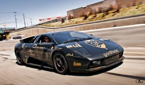 GoldRush 2KX Lamborghini Murciélago