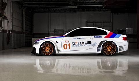 GTHaus BMW M3 Widebody