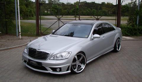 MEC Design Mercedes S-Class