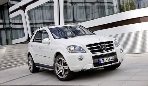 Mercedes Benz Ends Production Ml63 Amg And Ml 450 Cdi