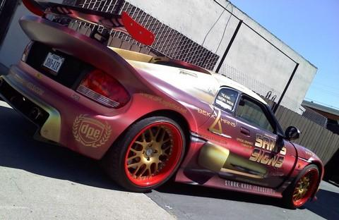 Team Sam Signs - Noble M400