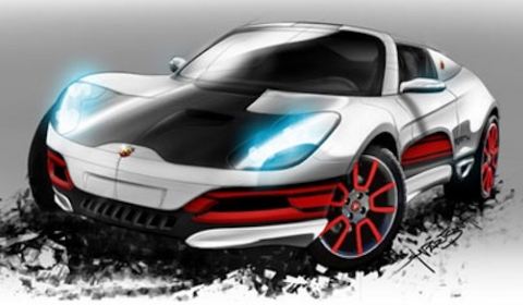 Abarth Plans Twoseater Sports Car For GTspirit - Sports cars 2012