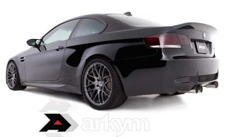 Akrym Carbon Fiber Parts for BMW M3 Coupe