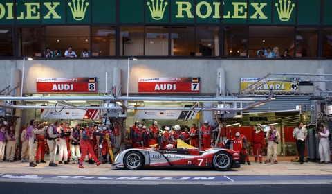 Audi 1-2-3 Victory at 24-Hours 02