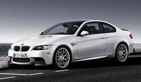 BMW Performance Carbon Fiber Aerodynamic Components for E92 M3
