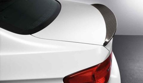 BMW Performance Carbon Fiber Aerodynamic Components for E92 M3 01