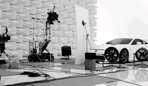 Video Lexus LFA Pitch - The Pursuit of Perfection Behind The Scenes