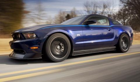 Official: Vaughn Gittin Jr. 2011 Ford Mustang RTR