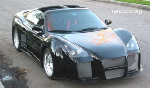 Overkill Gumpert Apollo Kit Car Based on Toyota MR2