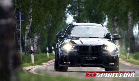 Road Test Hamann Tycoon Evo M 01