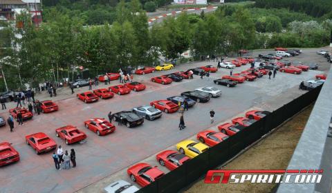 Spa Italia 2010 - Ferrari 01