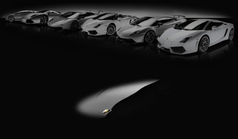 Teaser 2011 Lamborghini Murcielago Successor