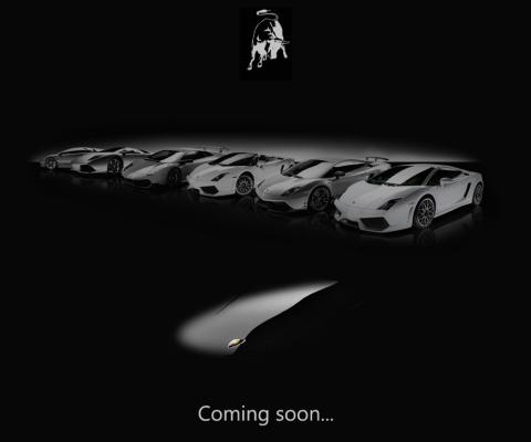 Teaser 2011 Lamborghini Murcielago Successor 01