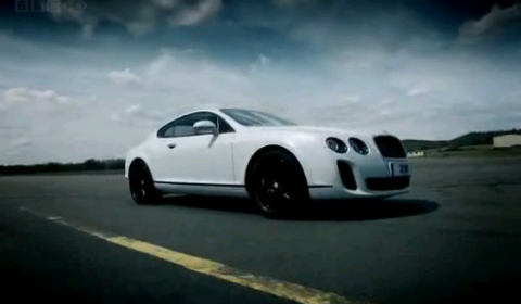 Video Bentley Continental Supersports Review by Top Gear