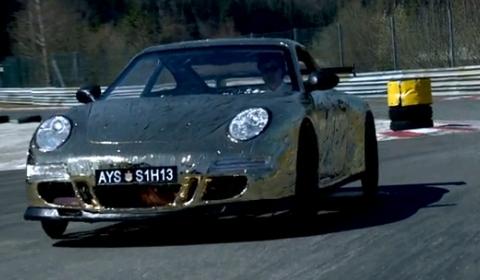 Video Ferdinand GT3 RS World's Slowest Porsche