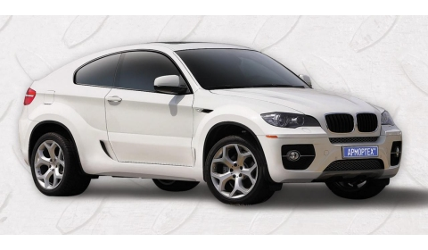 ArmorTech BMW X6 Coupe - Two-door Conversion