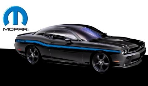 Rendering Dodge Mopar '10 Challenger