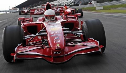 Ferrari Event at Nürburgring This Weekend