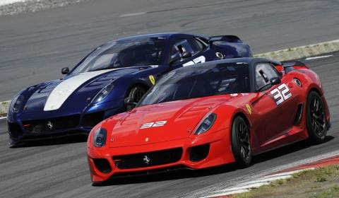 Ferrari Event at Nürburgring This Weekend 01
