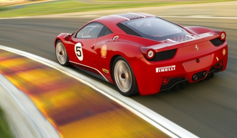 Gallery Ferrari 458 Challenge at Vallelunga