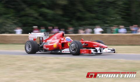Goodwood 2010 Motorsports & Racing Cars - Hill Climb