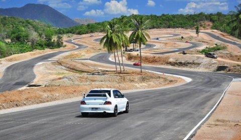 Kaeng Krachan Circuit in Thailand