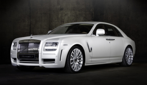 tuner mansory has revealed its second package for the rolls royce