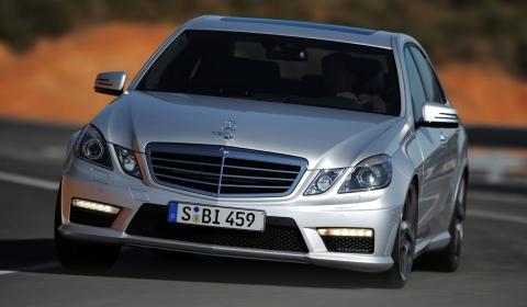 Minor Upgrades 2010 Mercedes-Benz E 63 AMG