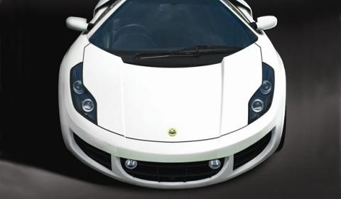 New Lotus Supercar at Paris Motor Show 2010