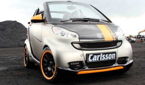 Official Carlsson Smart Edition C25