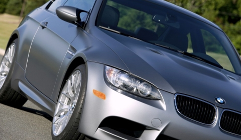 Paint Agreement Included in BMW M3 Frozen Gray Package