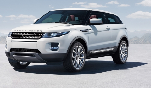 Preview Range Rover Evoque