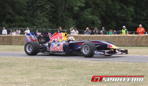 Red Bull Gives Newey RB5 Formula One Car